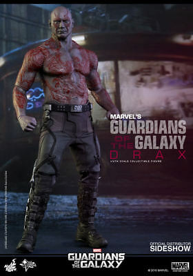 Hot Toys Guardians Of The Galaxy - Drax The Destroyer / Sixth Scale