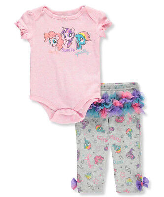 My Little Pony Baby Girls' 2-Piece Outfit