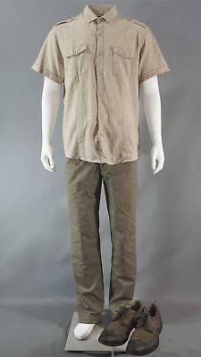 Max 2 White House Hero Pres Bragov Screen Worn Shirt Pants Shoes Ch 4 Sc 71 & 76