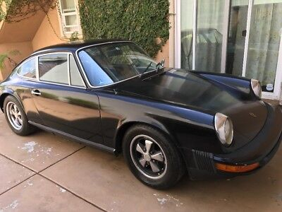1974 Porsche 911 S 1974 PORSCHE S,  911,S NO RESERVE MATCHING  ENGINE ALL ORIGINAL CALIFORNI CAR 73