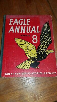 Eagle Annual Number 8 From 1958
