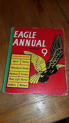 Eagle Annual Number 9