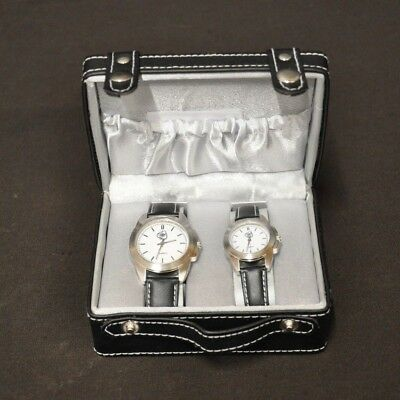 World Poker Tour Official His/Hers Watch Set w/Gift Case - NEW