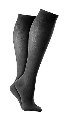 Activa Class 1 Unisex Patterned Support Socks, X-Large