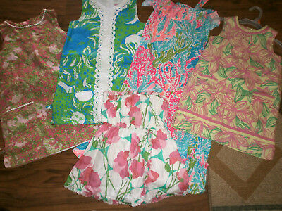Lilly Pulitzer Girls Dress size 6-7-8 Your Choice Easter - Party - Beach