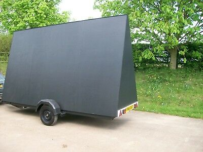 14ftx8ft Advertising trailer this will get your business seen. this includes VAT