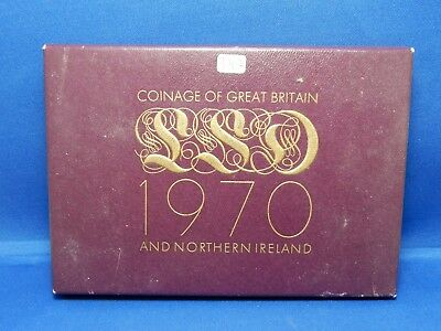 Coinage of Great Britain & Northern Ireland 1970
