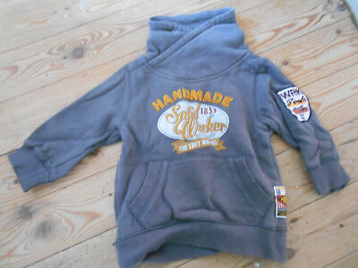 pull col camioneur 18mois garcon