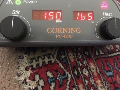 Corning Pc-420D Grt Condition