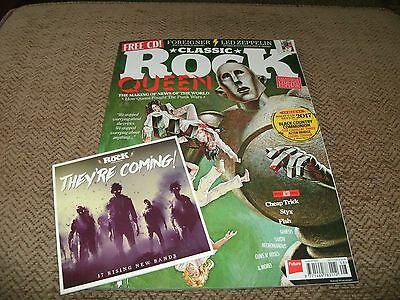 CLASSIC ROCK  Magazine August  2017 LIMITED EDITION RARE QUEEN COVER