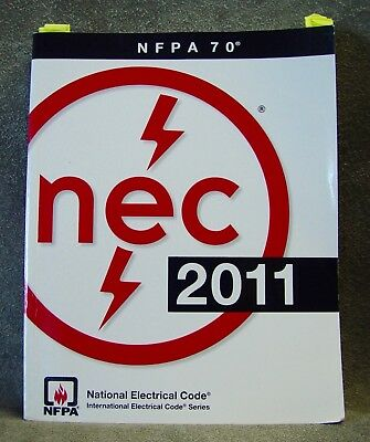 National Electrical Code NEC 2011 International Electrical Code Series NFPA 70