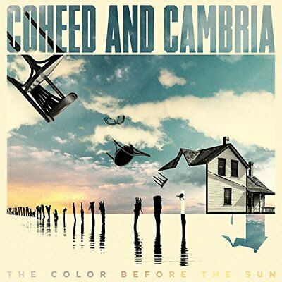 Coheed and Cambria - The Color Before The Sun - LP Vinyl - New