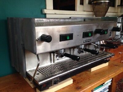 Bezzera 3 Group Commercial Coffee Machine
