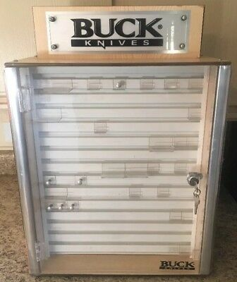 Buck Knife Display Case
