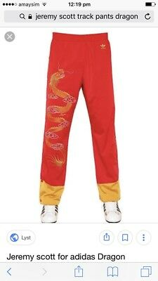Jeremy Scott Adidas Trackies