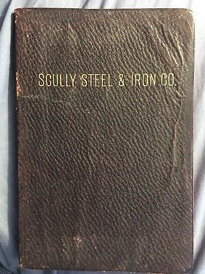 1903 Scully Steel & Iron Co Catalogue