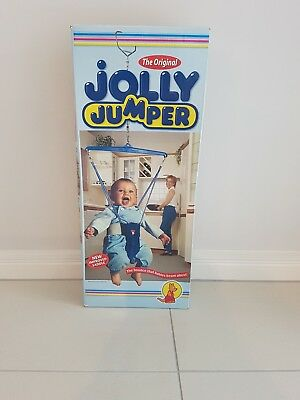 Jolly Jumper with Clamp