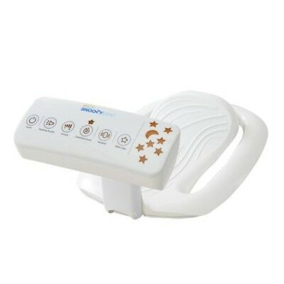 Halo Snoozypod Vibrating Bedtime Soother White