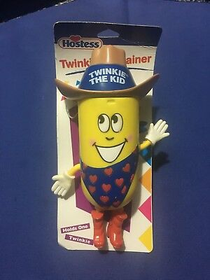 Classic TWINKIE THE KID Twinkie Container Hostess