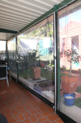 Veranda Pergola/patio/awning/ bistro blinds,attached to wall - pickup Chatswood