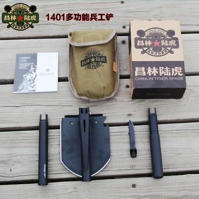 OutShovel Military Fishing Camping Hiking Backpacking Tactical Army Shovel Tools