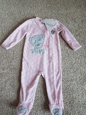 tatty teddy me to you babygrow new with tags pink baby girl