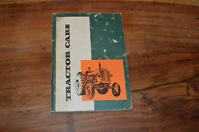 Castrol Tractor Care, Lubrication Guide Book  (1)