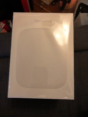 Apple home pod - White -  Brand-new sealed in box