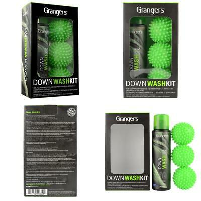 Granger's Down Wash Kit 300ml