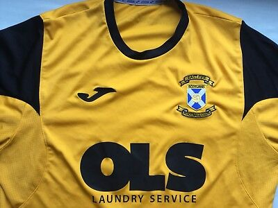 East Fife FC adult football shirt. Size medium, check size in description.