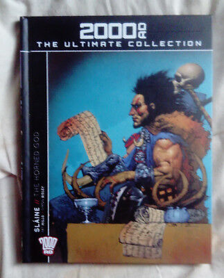 2000AD The Ultimate collection Slaine HB New