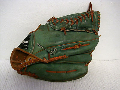 "MacGregor 671B Willie Mays ""Autograph Model"" Green Baseball Glove-JAPAN"
