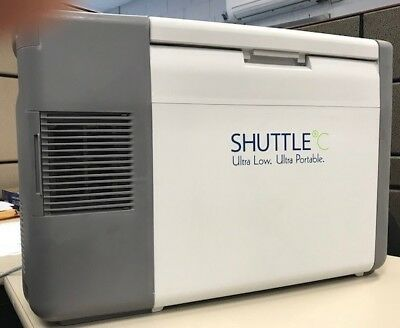 Shuttle ULT:25 -86C PORTABLE ULTRA LOW TEMP FREEZER WORKS PERFECT FREE SHIPPING!
