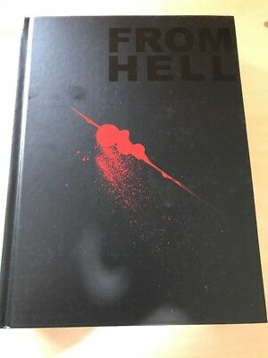From Hell - Alan Moore And Eddie Campbell - Hardcover