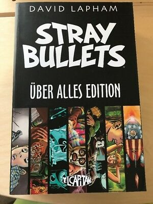 Stray Bullets - Über Alles Edition