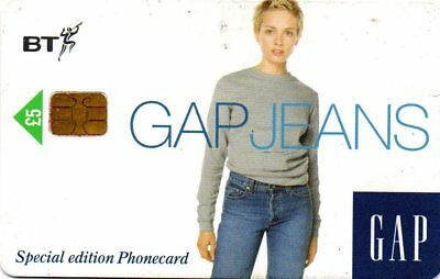 Bt Phonecard – Gap Jeans Special Edition Phonecard