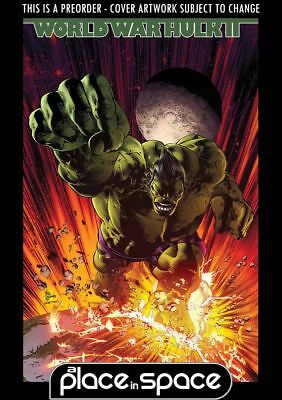 (Wk12) The Incredible Hulk, Vol. 3 #714A - Preorder 21St Mar