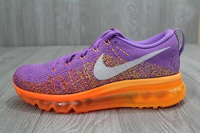 3e4db08189e3 26 New Nike Flyknit Air Max Size 5.5 8 Women s 620659-500 Pink Running Shoes