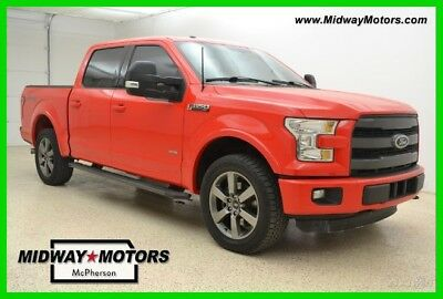 2015 Ford F-150  2015 Used Certified Turbo 2.7L V6 24V Automatic 4WD Pickup Truck