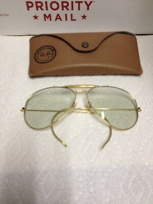 Vintage B&L Ray Ban Outdoorsman 62-14 Sunglasses  Made in USA