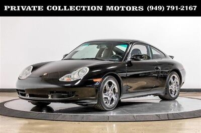 1999 Porsche 911 Carrera Coupe 2-Door 1999 Porsche 911 Carrera Clean Carfax 44k Original Miles Well Kept