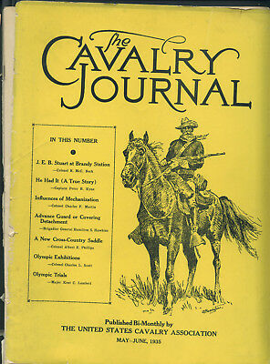 Cavalry Journal May-June 1935 (United States Cavalry Association)
