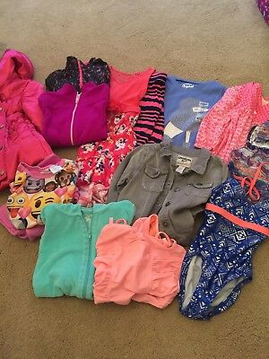Large Mixed Lot Of Girls Size 6/6x- Over 15 Pieces- Great Condition!