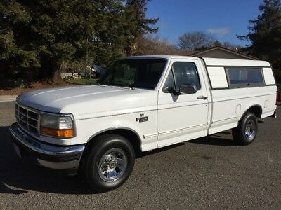 """1996 Ford F-150 XLT 1996 Ford F-150 XLT 5.0 V8 Automatic, Low Miles , """"Grandpa's Truck""""  Super Clean"""