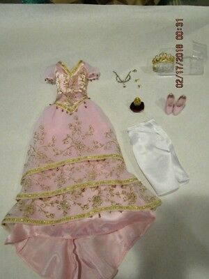 Franklin Mint Faberge Princess Sofia outfit, fits Tyler and Brenda