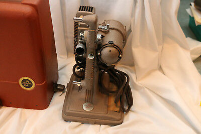Vintage Revere Model 85 8mm Film Projector Sold As Is