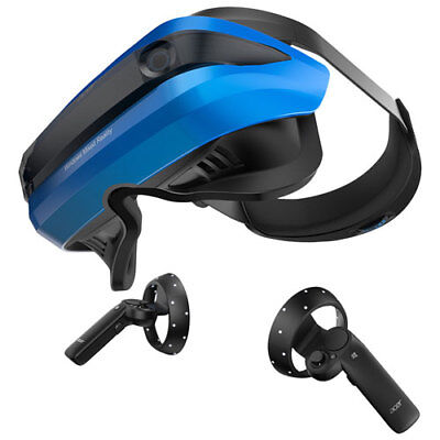 AS NEW - Acer Mixed Reality Headset and Controllers AH101-D8EY