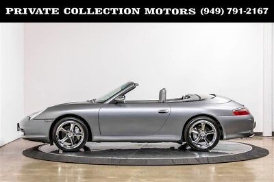 2003 Porsche 911  2003 Porsche 911 Carrera Low Miles Super Clean 6 Speed Manual