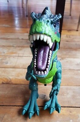 Chomps and  ROARs ( sounds ) T-REX TOY. CHAP MEI 2008.