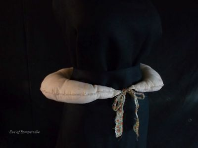 Lot of 2 Bustle/Bum Roll/Pad/Form/Renaissance/Colonial/Victorian/Dress/Gown